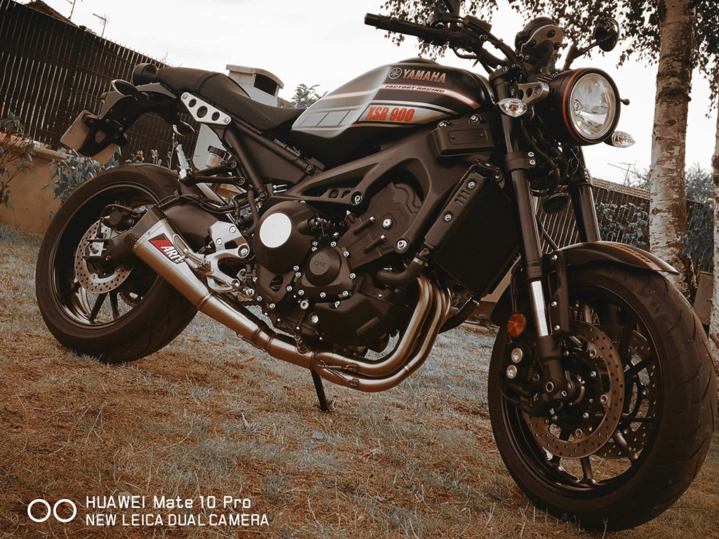 Photos de toutes les Yamaha XSR 900 du forum ! :) - Page 2 214a5e10