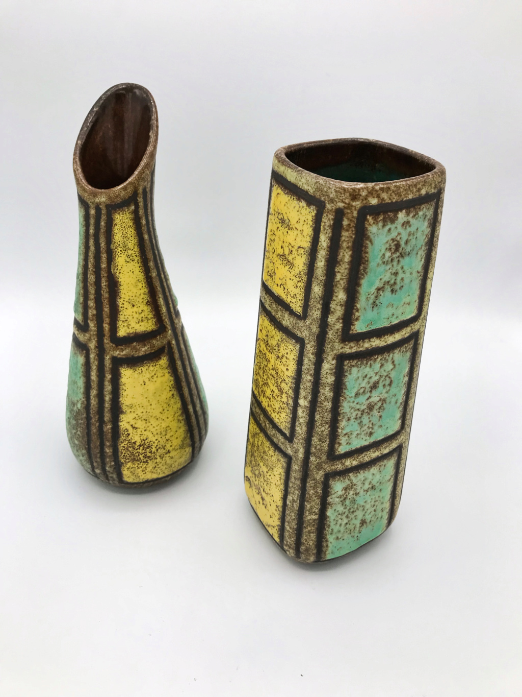 Two vases, likely WGP, late 50s/early 60s Vase_210