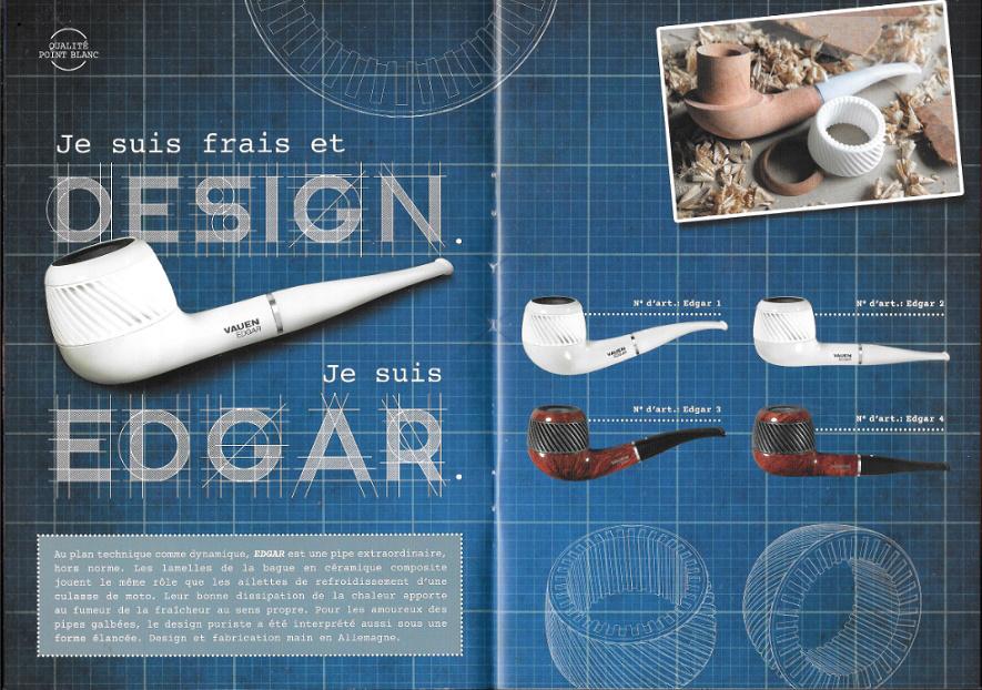 Pipe Vauen en céramique 2020-012