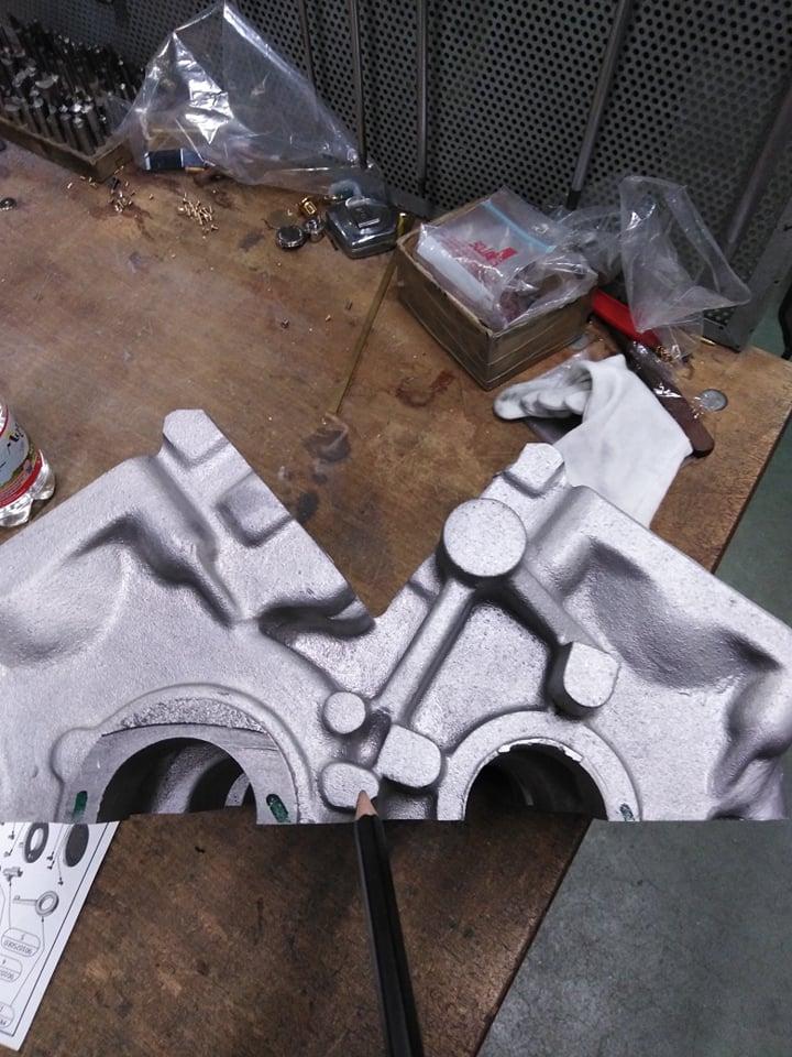 Projet réplique YZR 500 OWL9 55842710