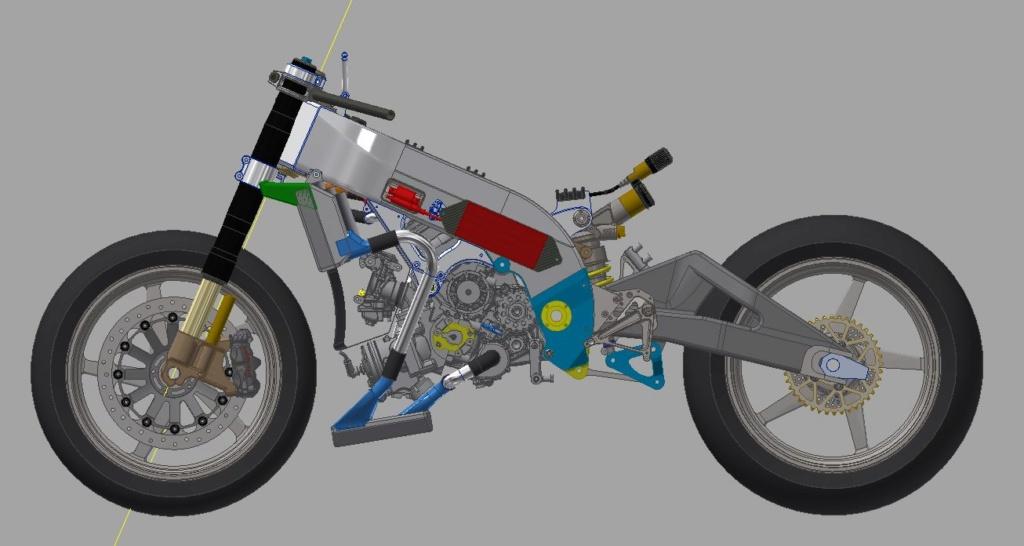 Projet réplique YZR 500 OWL9 - Page 8 93859010