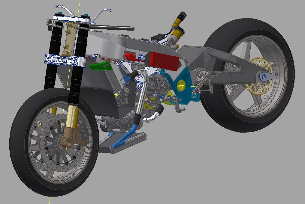 Projet réplique YZR 500 OWL9 - Page 8 94033010