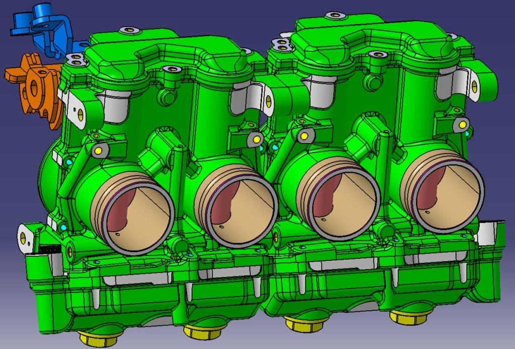 Projet réplique YZR 500 OWL9 Carbu_14