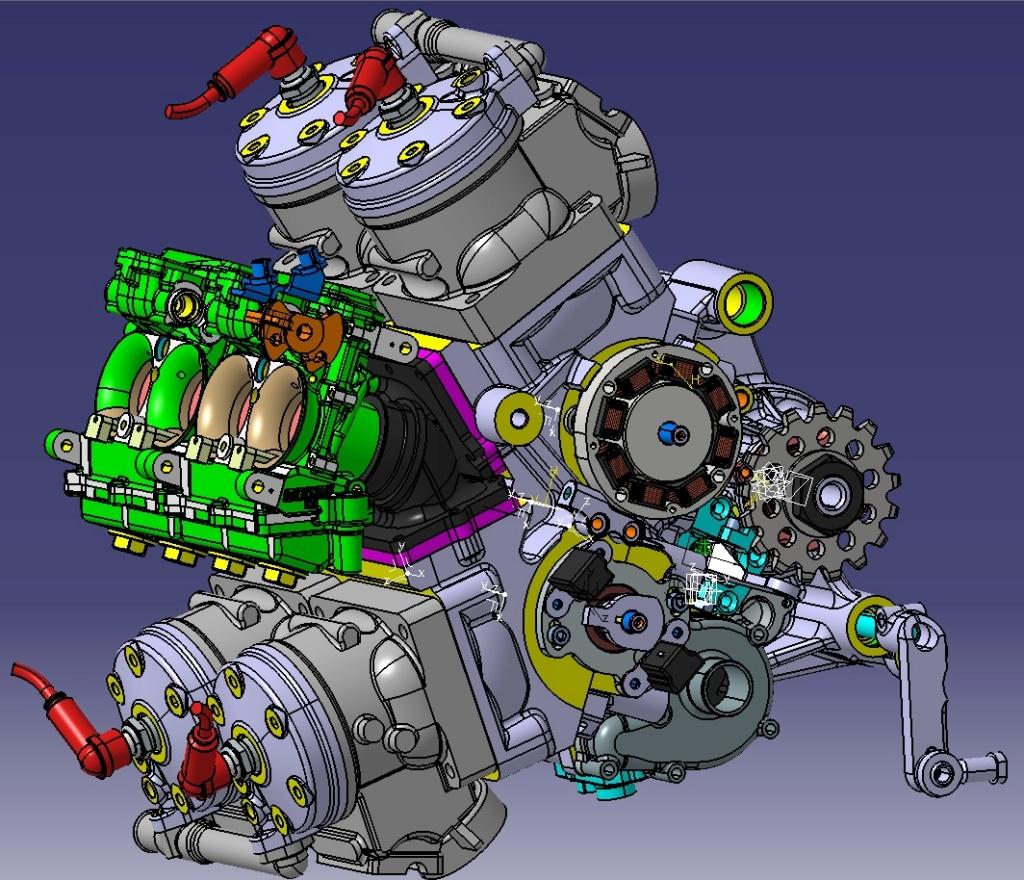 Projet réplique YZR 500 OWL9 Moteur13