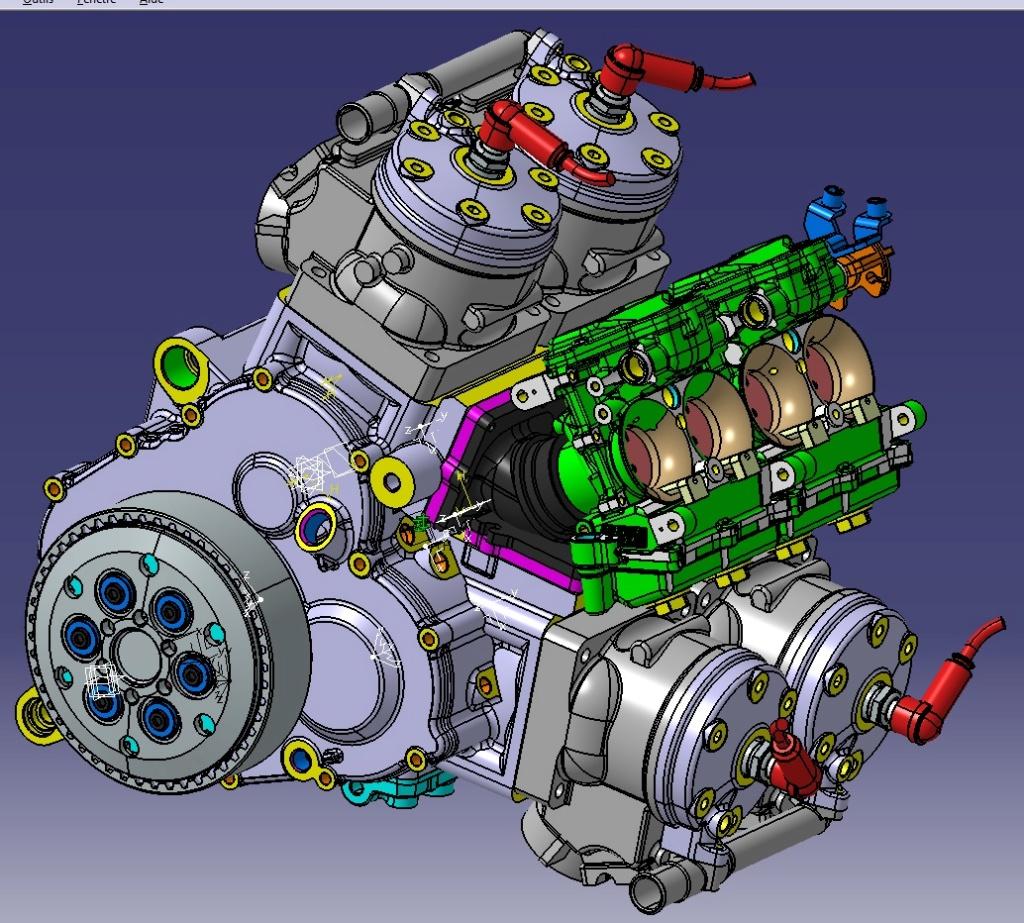 Projet réplique YZR 500 OWL9 Moteur14