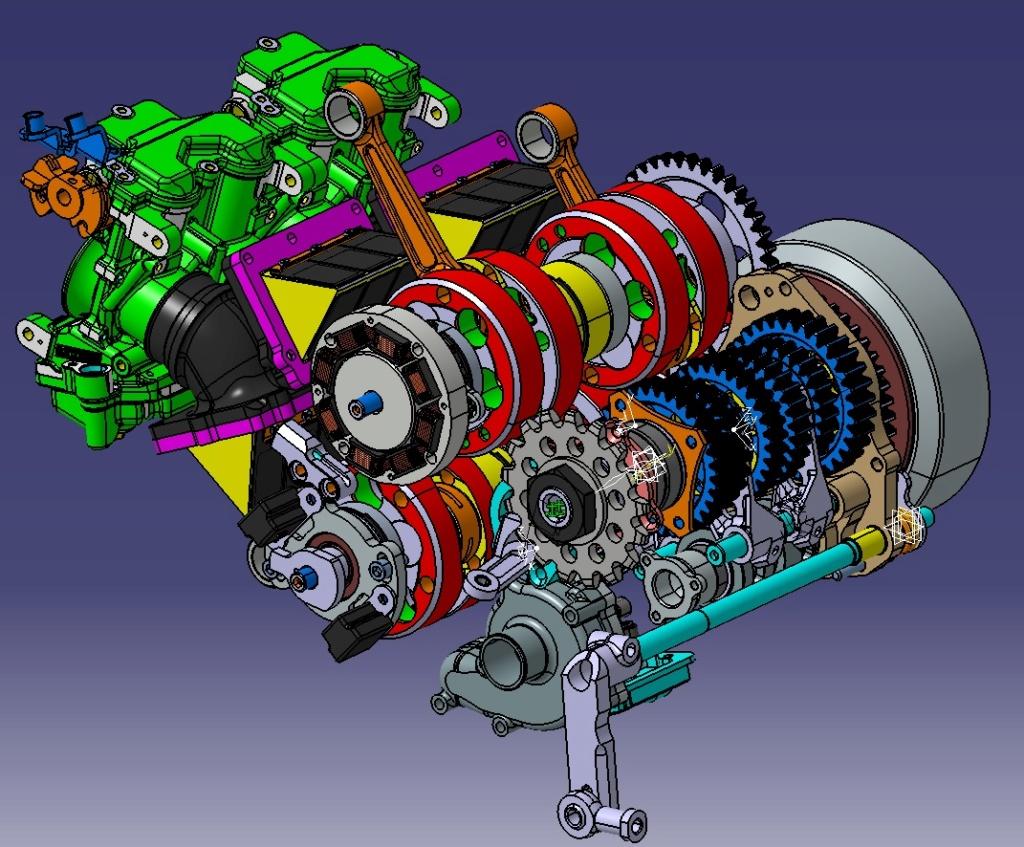 Projet réplique YZR 500 OWL9 Moteur15
