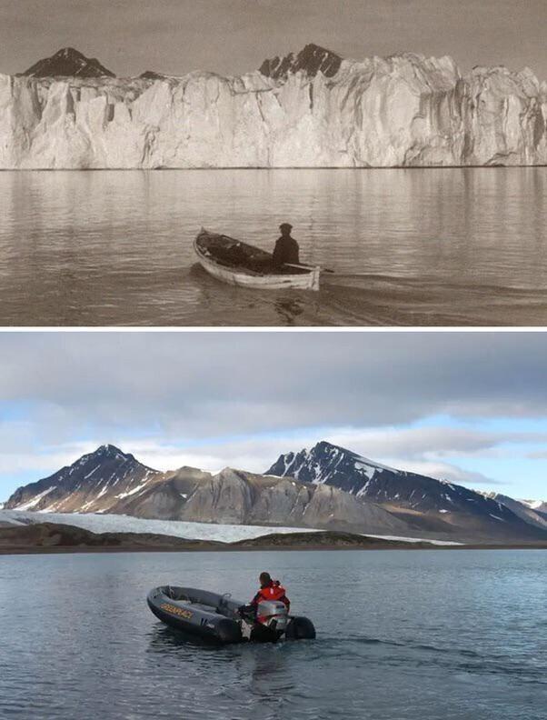 Арктика может остаться без льда. NCAR. США B6152b10