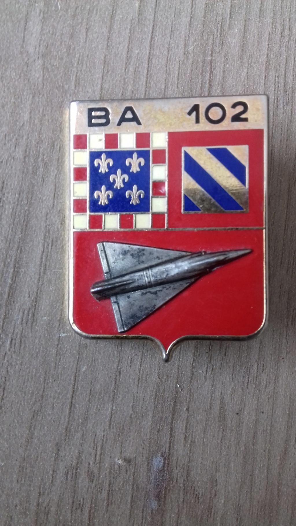 Insigne Ba 102 Dijon 20200613