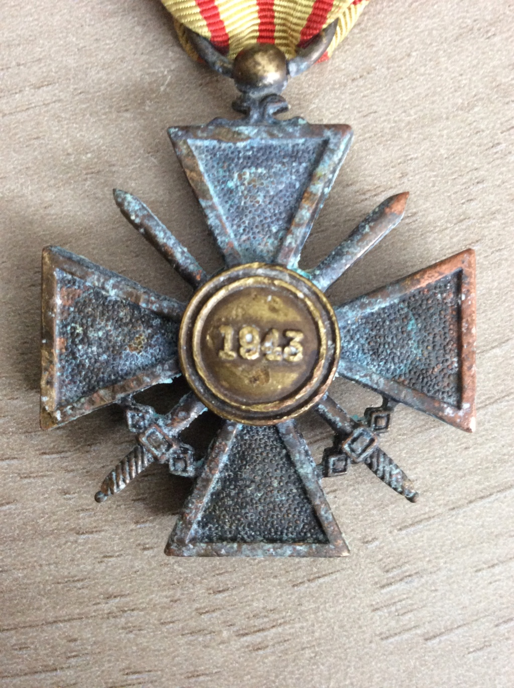 "Authentification croix de guerre ""Giraud"" Img_0514"