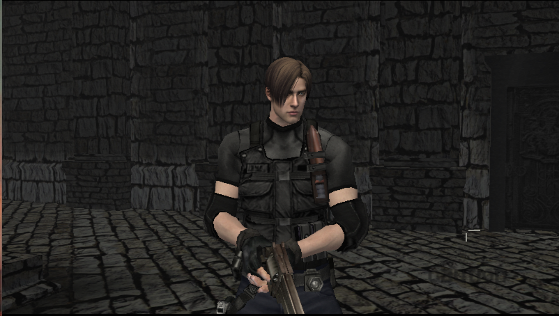 Leon S. Kennedy RE4 [Remade] Screen17