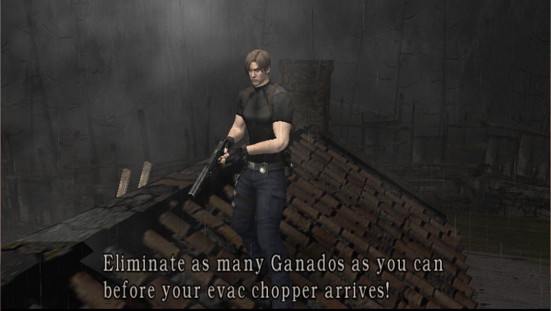 Leon S. Kennedy RE4 [Remade] Screen18