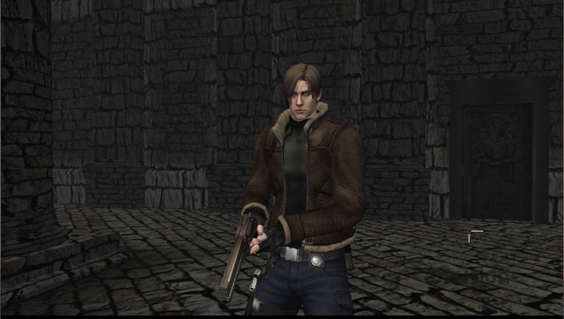 Leon S. Kennedy RE4 [Remade] Screen19