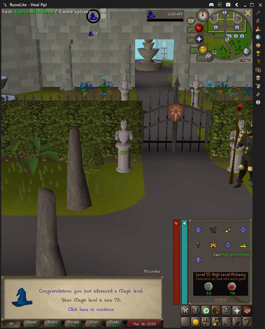 Heal's achievement thread :D Magic710