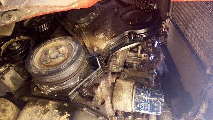[ Peugeot boxer 2.5 TD an 1999 ] Fuite d'huile moteur 89951210