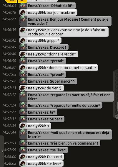 [CHU] Rapports D'actions RP de Emma.Yakaa Maee_110