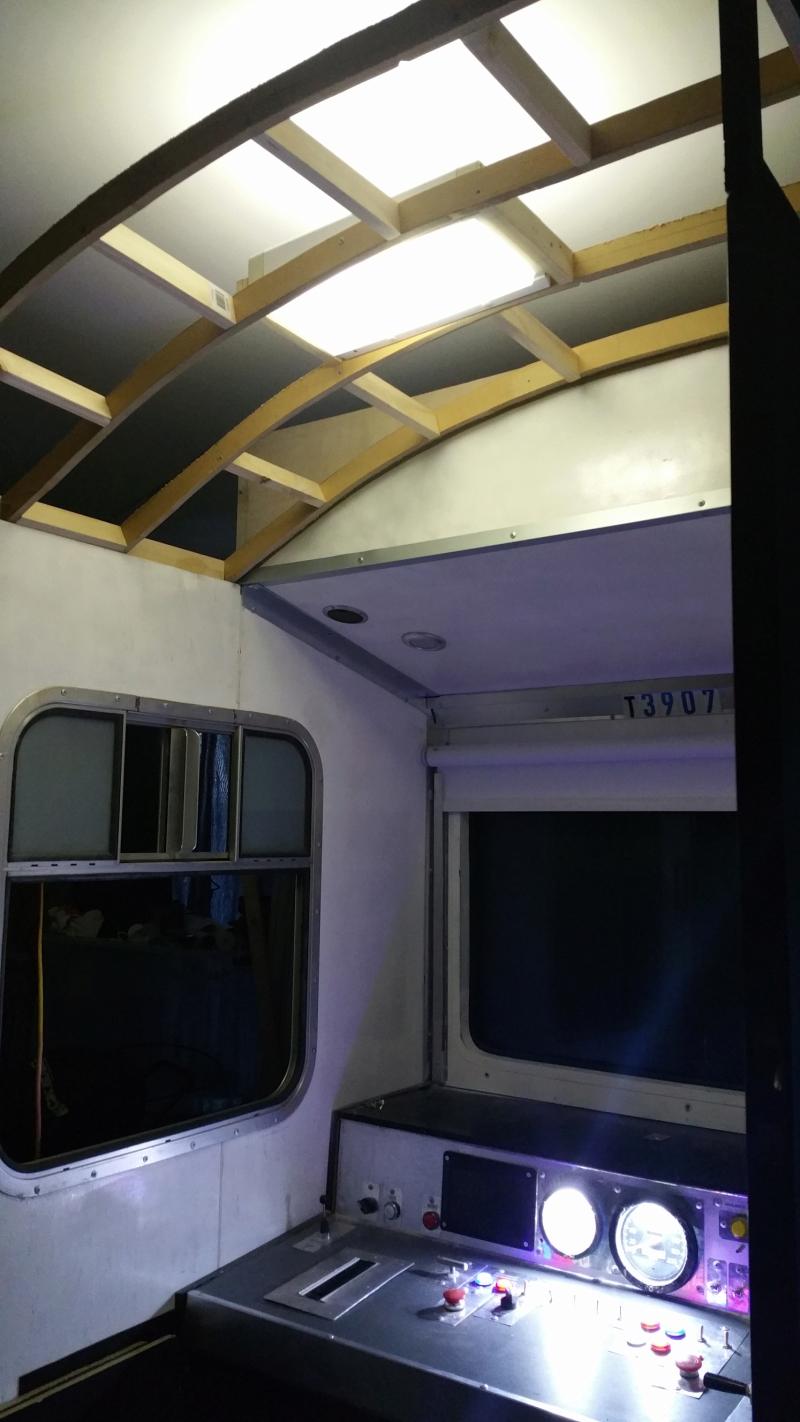 Side window view as default view? - For custom built simulator cab. 20170610
