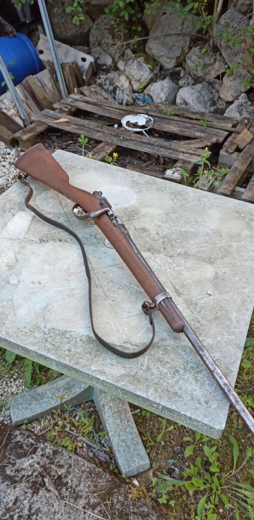 Fusil gras 1874 calibre 16 Snapch10