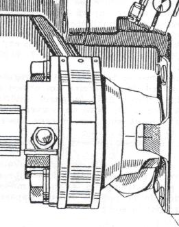 Pompe à injection décalée r7013 Pompe10