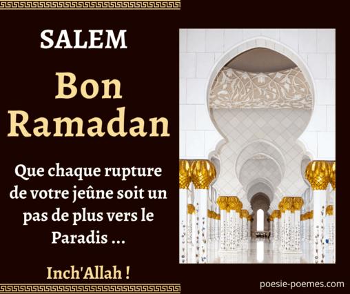 [Ramadan, fêtes... au Maroc]  bon Ramadan 689dbo10