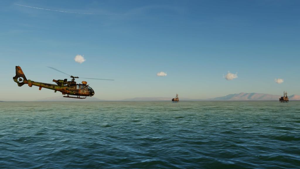 quelques screen des dernieres missions.... Screen27