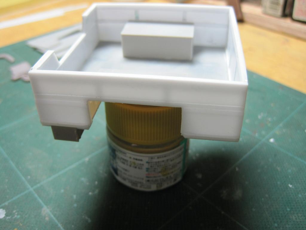CMP F15A VAN LORRY - Mirror Models - 1/35  Img_3311