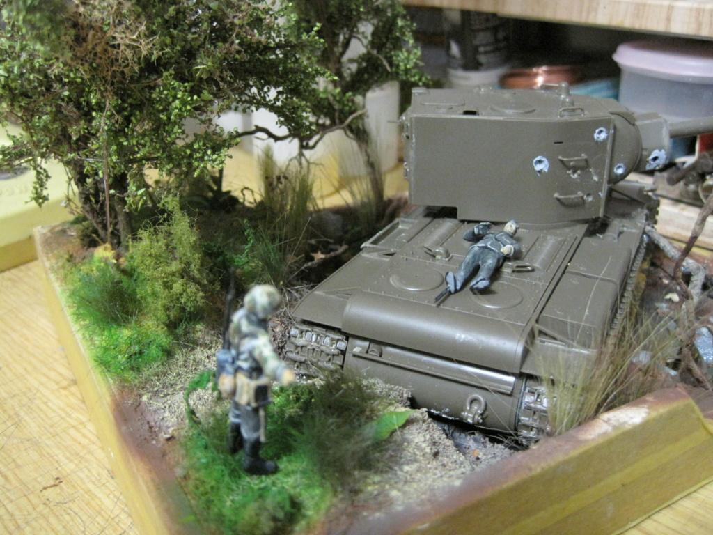 KV2 - Tamiya - 1/48 Img_3353