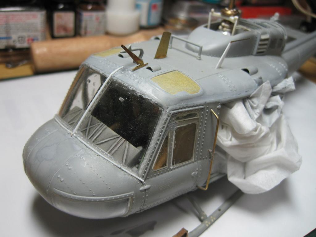UH-1D - Dragon - 1/35 - Survol du Vietnam Img_3728