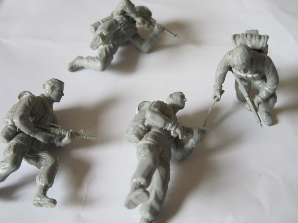 Vignette Viet-Nam 1/35 - Figurines Dragon  Img_3740