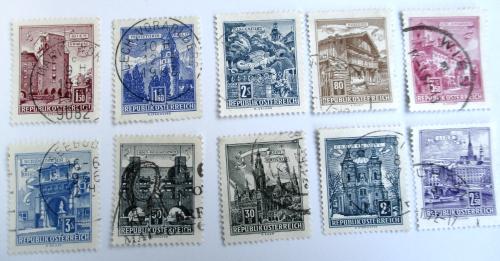 Wie bestimmt man das Alter von Briefmarken? 1210