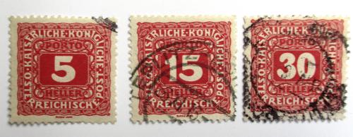 Wie bestimmt man das Alter von Briefmarken? 1410
