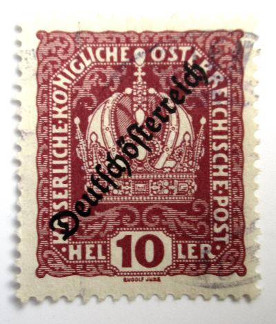 Wie bestimmt man das Alter von Briefmarken? 1510