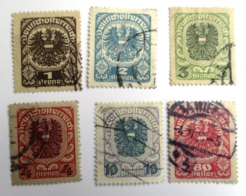 Wie bestimmt man das Alter von Briefmarken? 1710