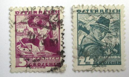 Wie bestimmt man das Alter von Briefmarken? 2010
