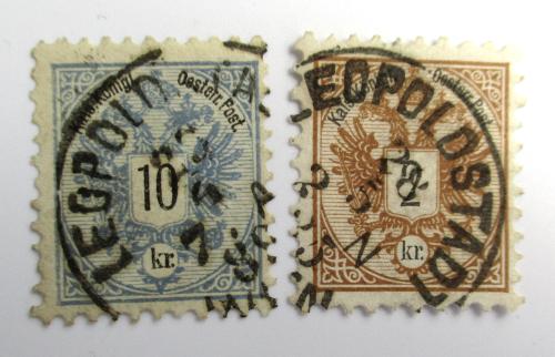 Wie bestimmt man das Alter von Briefmarken? 2110
