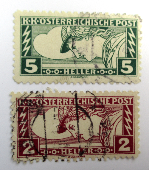 Wie bestimmt man das Alter von Briefmarken? 2210