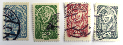 Wie bestimmt man das Alter von Briefmarken? 2610