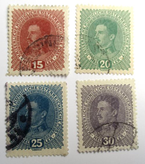 Wie bestimmt man das Alter von Briefmarken? 2710