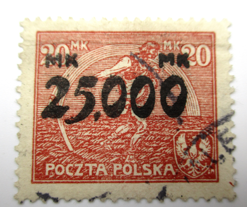 Wie bestimmt man das Alter von Briefmarken? 3010
