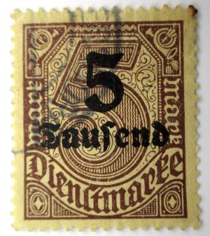 Wie bestimmt man das Alter von Briefmarken? 3210