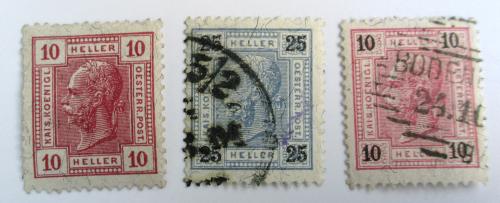 Wie bestimmt man das Alter von Briefmarken? 410