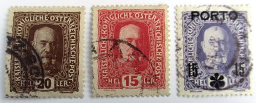 Wie bestimmt man das Alter von Briefmarken? 510