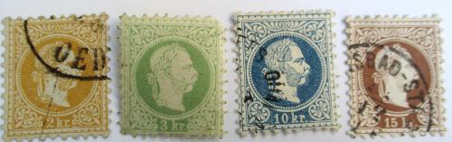 Wie bestimmt man das Alter von Briefmarken? 610