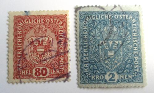 Wie bestimmt man das Alter von Briefmarken? 710