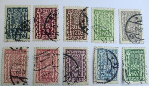 Wie bestimmt man das Alter von Briefmarken? 810