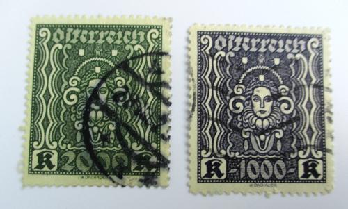 Wie bestimmt man das Alter von Briefmarken? 910