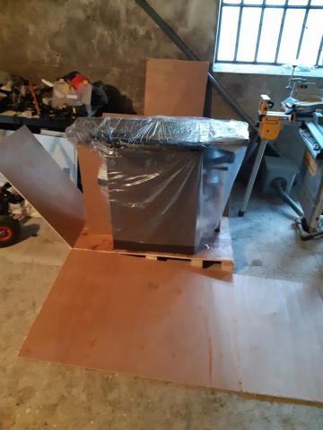Holzprofi maker DR 250 20201010