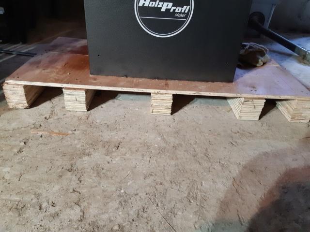 Holzprofi maker DR 250 20201122