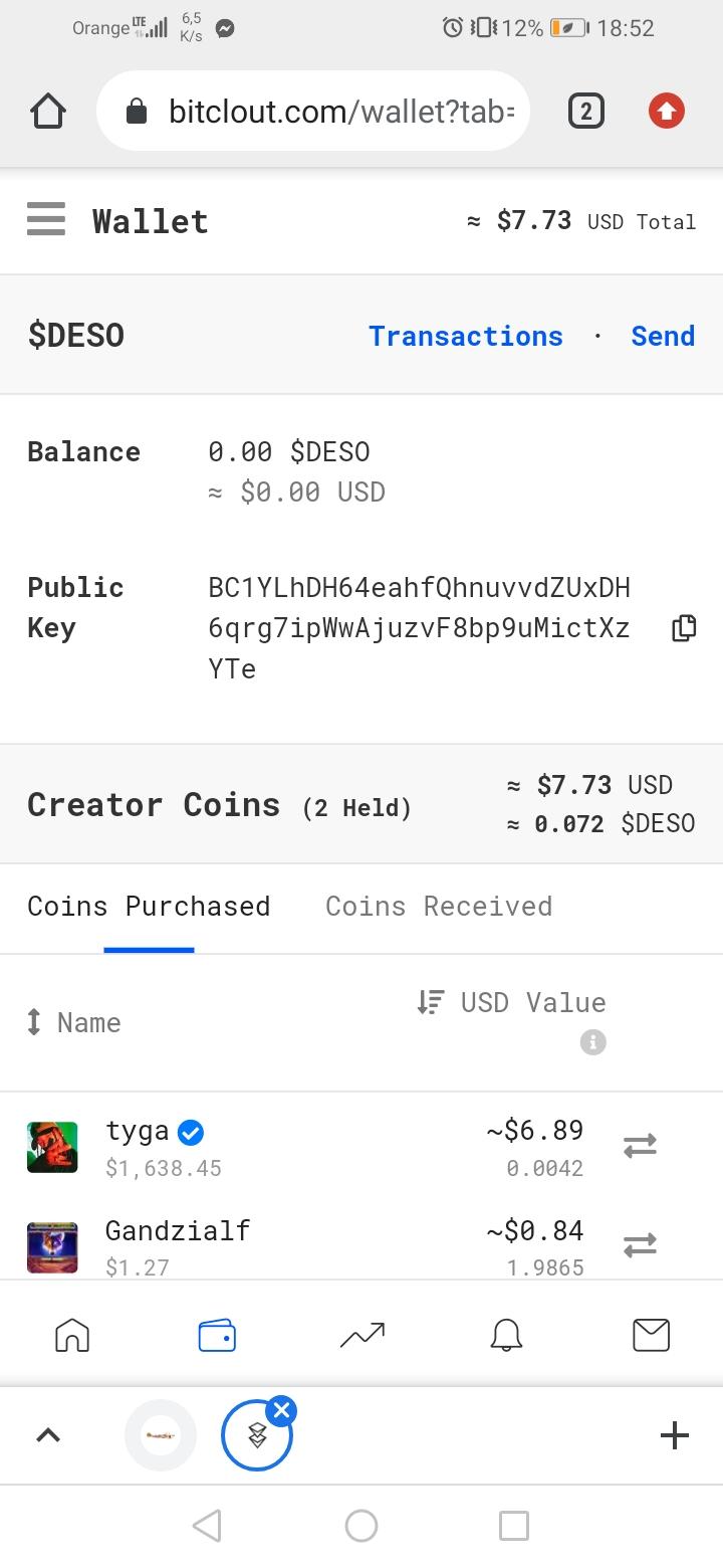 18$ za darmo od Bitclout - Page 4 Screen14