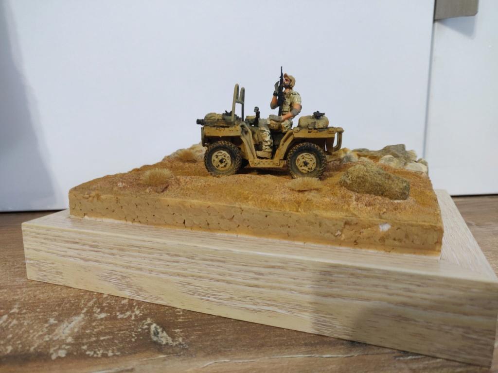 ATV (All Terrain Vehicule) forces spéciales [Yufan 1/35] - Page 3 Quad110
