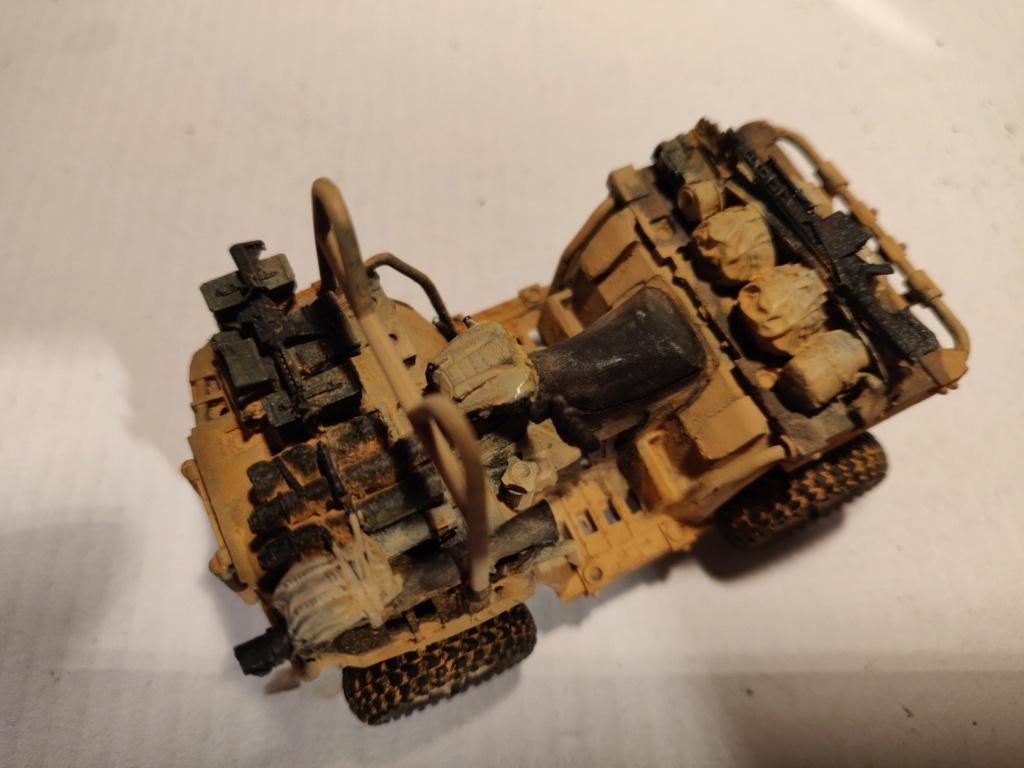 ATV (All Terrain Vehicule) forces spéciales [Yufan 1/35] - Page 3 Quad12